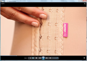 New video will show how easy it is to put the LIPOELASTIC® garments on